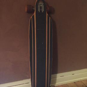 Longboard næsten ikke brugt
