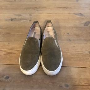 Blue on Blue sko & støvler