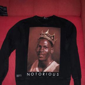Michael Jordan sweatshirt, købt i SNIPES i Hamborg