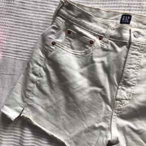 Brugt få gange. Shorts fra GAP - 29 High Rise shorts