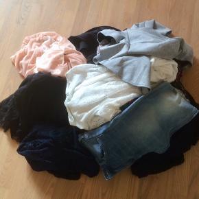 30 dele med bla. Bukser, bluser, kjoler mm