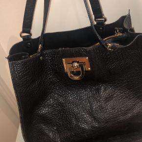Rigtigt fin taske