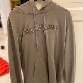 Helmut Lang hættetrøje