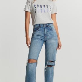 Populære jeans fra gina tricot, aldrig brugt
