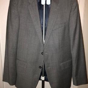 Velholdt blazer  Str 50  Tailored line 100% lana wool