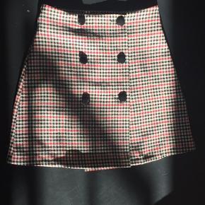 ternet vintage miniskirt i god stand