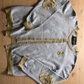 Str M/L Bomuld-silke-nylon Kanter : polyester-lyrex