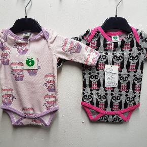 Nyt tøj fra småfolk, sender gerne med DAO..  Priser:  65kr pr body  80kr for kjole