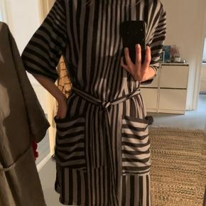 A wonderful kimono dress from ADPT.