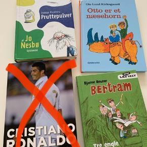 Blandede bøger, BYD:-)