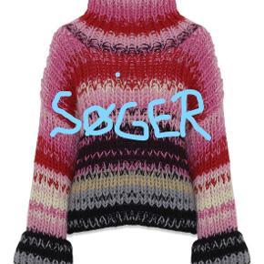 SØGER denne sweater