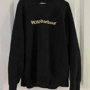 WoodWood x barbour trøje