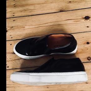 Flotte læder sko fra Silverblack. Brugt 3 gange.