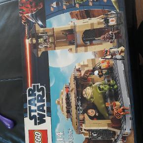 LEGO StarWars, ny - uåbnet. Nr 9516, Jabba's Palace.