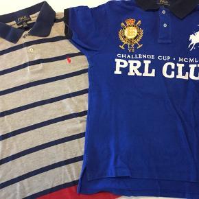 Lækre poloer fra Ralph Lauren, Se også anden annonce med flere poloer.