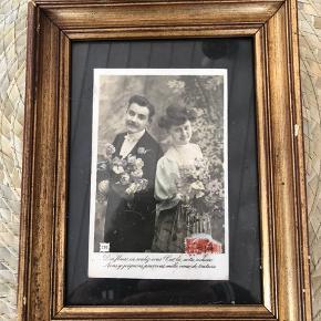 Fine gamle billeder og rammer. 40 kr pr. stk eller dem alle for 100 kr.. 🌸 Mål 18 X 23 cm 🌸