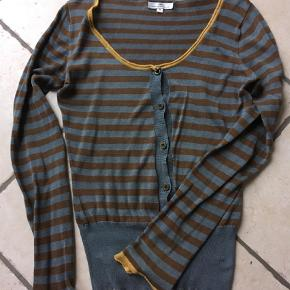 Fin trøje  100% cotton    Kort Farve: Multi