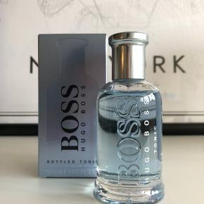 Hugo Boss Bottled Tonic EdT 50 ml Aldrig brugt Nypris 535,-  Pris er ekskl. fragt og TS gebyr