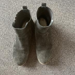 Cashott støvler