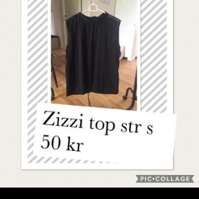 Zizzi top str s 50 krSender med dao for 38 kr