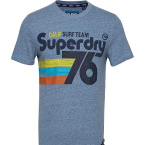Superdry 76 SURF TEE  Style: M10100IU Bomuld 100% C