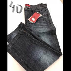 Helt nye jeans fra DNY cph Np = 224,95 Mp = 50 UBRUGTE / NYE  Fejlkøb