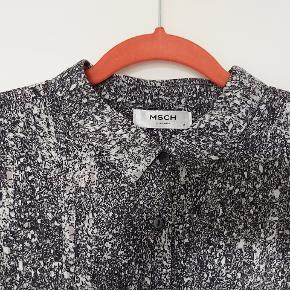 Fin skjorte med flot mønstre