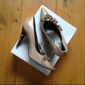 Flotte sko, hælen ca 9 cm