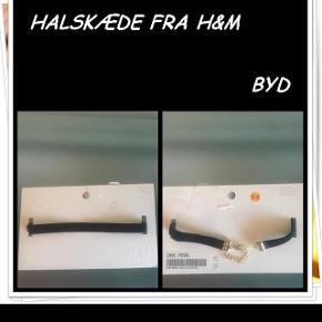 Halskæde fra h&m nyt byd