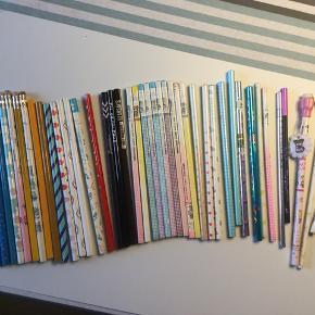 40 helt nye blyanter