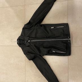 GABBA skind- & læderjakke