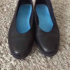 Ecco sko str 40 Brugt 2 gang
