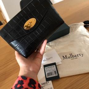 Mulberry pung/clutch  Brugt 2 gange - som ny Ny pris 2800,-