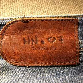 NN07 bukser/Jeans Str 29/32 Som nye 110+fragt