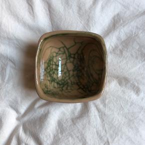 Keramik skål fra Cuba