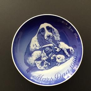 B&G Mors dag platte, 1969, diameter 15 cm, Den er i flot stand  1 sortering og ingen skader