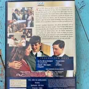 Tro, håb og kærlighed dvd  - fast pris -køb 4 annoncer og den billigste er gratis - kan afhentes på Mimersgade 111 - sender gerne hvis du betaler Porto - mødes ikke andre steder - bytter ikke