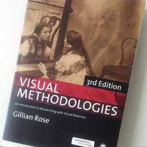 Visual Methodologies af Gillian Rose 3rd edition