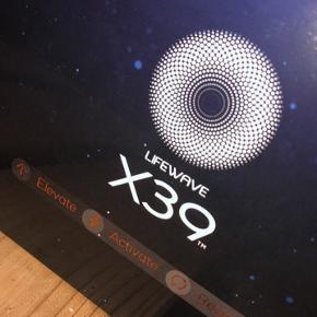 Lifewave plastre X39. 8 stk - samlet eller hver for sig. Pris pr. stk. 30,- (Normalpris 40,- pr stk. Ved køb af 30 stk)