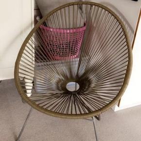 Original Mexico stol!  Købt i Bahne  Købspris: 999  Fejler intet!  Har stået lidt for sig selv og nærmest ikke blevet brugt.