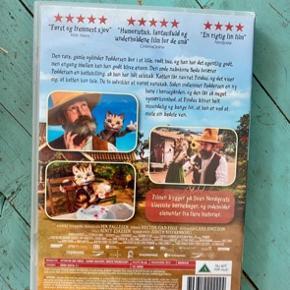 Pedersen og Findus - den lille drillepind dvd  - fast pris -køb 4 annoncer og den billigste er gratis - kan afhentes på Mimersgade 111. Kbh  - sender gerne hvis du betaler Porto - mødes ikke ude i byen - bytter ikke