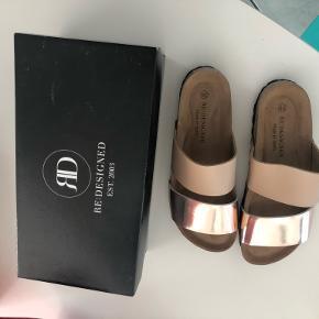 Redesign sandaler