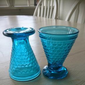 Retro Snapseglas fra sildakongen Norge10 stk 7cm høje ingen skår eller revner