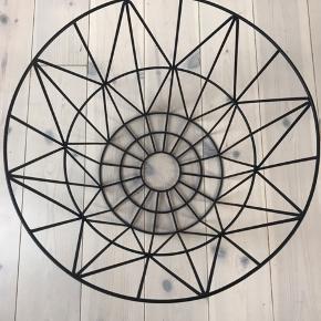 Ferm Living - Opbevarings (Wire basket)  Ingen tegn på slid, pånær i bunden.
