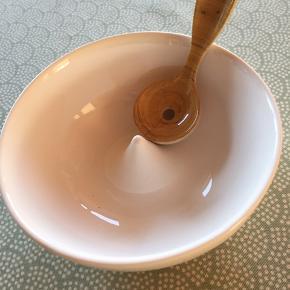 Olivenskål m ske