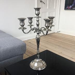 Sølv lysestage fra ilva / herskabs lysestage / fin stor lysestage 💫 god stand.