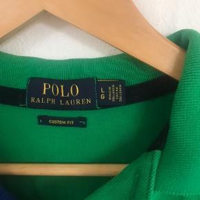 Polo fra Ralph Lauren.  Fejler intet. Købt i USA, så 100% ægte.