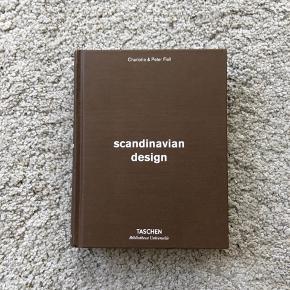 Sælger Taschens bog Scandinavian Design. Fin stand.  Afhentes i København ellers betaler køber fragt.  Prouve eames Bouroullec Arne Jacobsen wegner