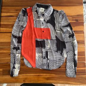H&M Studio Collection skjorte