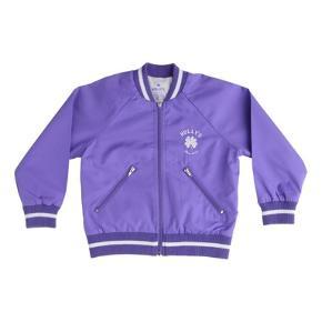 Varetype: NY sommerjakke - jakke Farve: Lilla Oprindelig købspris: 400 kr.  NY lilla sommerjakke fra Hollys str 86. kløver på bryst Nypris 400 kr. kan sendes med dao a 36 kr